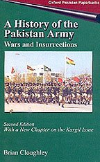 9780195795073: A History of the Pakistan Army: Wars and Insurrections (Oxford Pakistan paperbacks)
