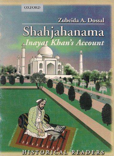 9780195795844: Shahjahanama (Inayat Khan's Account)