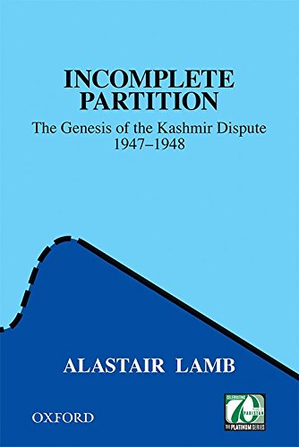 9780195797701: Incomplete Partition [Paperback] Lamb, Alastair