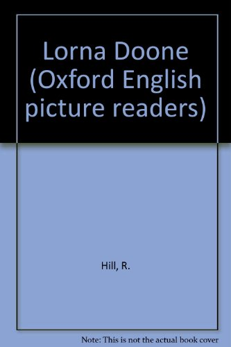 9780195812008: Lorna Doone (Oxford English picture readers)