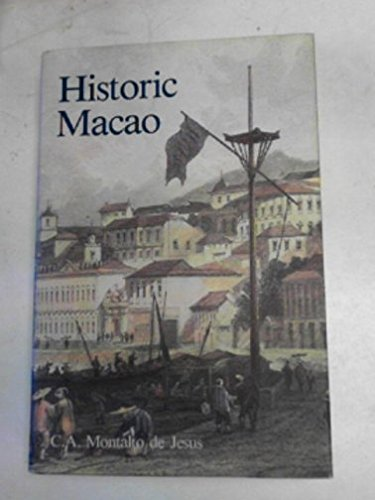 9780195815825: Historic Macao - International Traits in China, Old and New