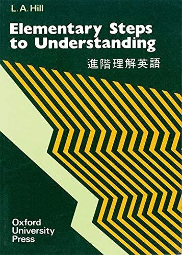9780195818536: Steps to Understanding: Elementary: Book (1,000 words) (Bk.2)