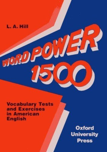 9780195818963: Word Power