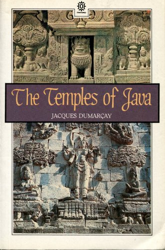 9780195825954: The temples of Java
