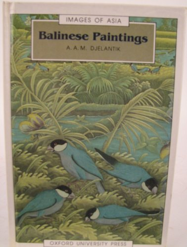 9780195826821: Balinese Paintings (Images of Asia)