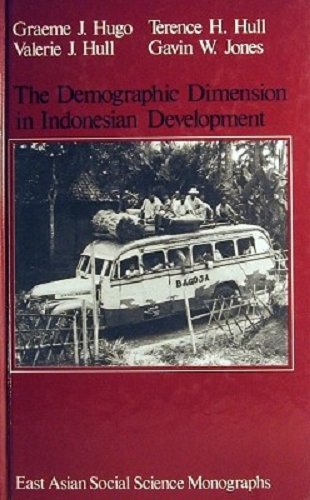 9780195826999: The Demographic Dimension in Indonesian Development (South-East Asian Social Science Monographs)