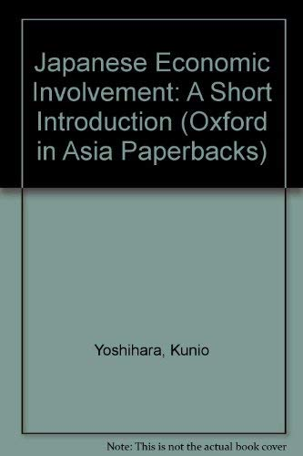 9780195839593: Japanese Economic Development: A Short Introduction (Oxford in Asia Paperbacks)