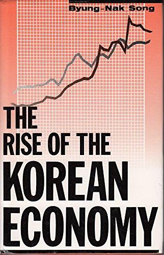 9780195839791: The Rise of the Korean Economy