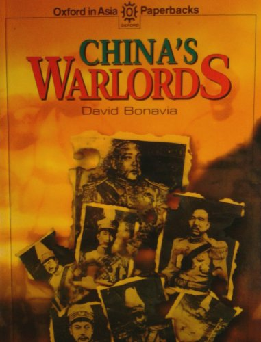 9780195861792: China's Warlords (Oxford in Asia Paperbacks)