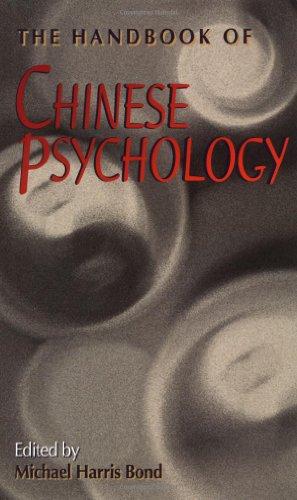 9780195865981: Handbook of Chinese Psychology