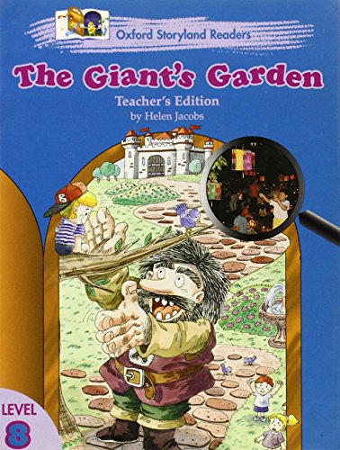 9780195866834: Oxford Storyland Readers 8: the Giant's Garden Teacher's Book