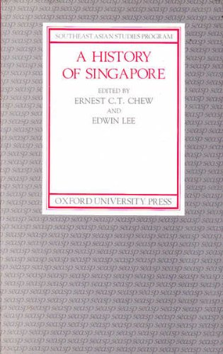 9780195885651: A History of Singapore (South-East Asian Studies Program)