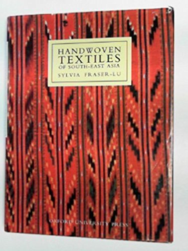 9780195888706: Handwoven Textiles of South-East Asia