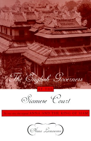9780195888973: The English Governess at the Siamese Court (Oxford in Asia Paperbacks)