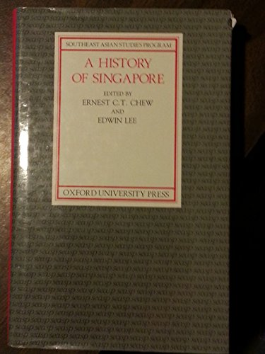 9780195889178: A History of Singapore (Southeast Asian Studies Program)