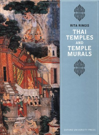 9780195889338: Thai Temples and Temple Murals