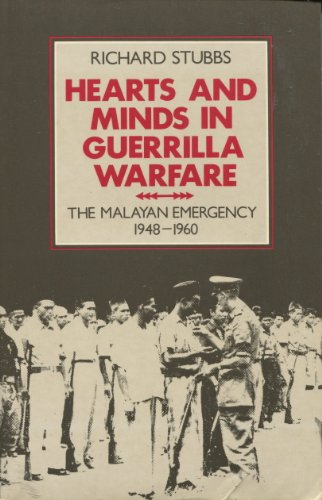 9780195889420: Hearts and Minds in Guerrilla Warfare: The Malayan Emergency 1948-1960 (East Asian Historical Monographs)