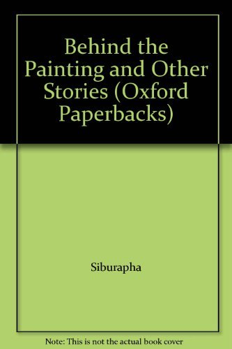 9780195889628: Behind the Painting and Other Stories (Oxford Paperbacks)