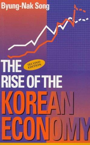 9780195900491: The Rise of the Korean Economy
