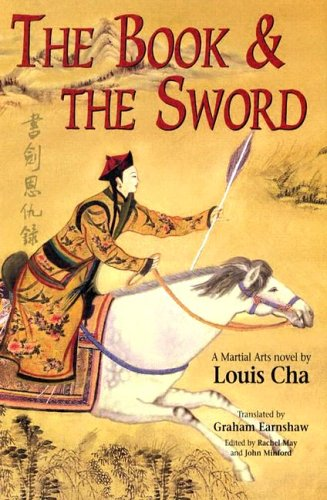 The Book and the Sword (The Martial: John Minford, Rachel