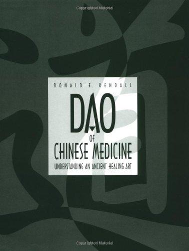9780195921045: Dao of Chinese Medicine: Understanding an Ancient Healing Art