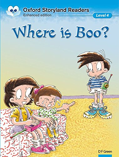 9780195969566: Oxford Storyland Readers level 4: Where is Boo?