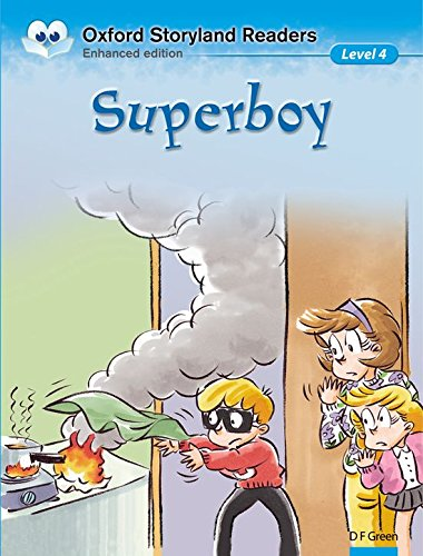 9780195969580: Oxford Storyland Readers level 4: Super Boy
