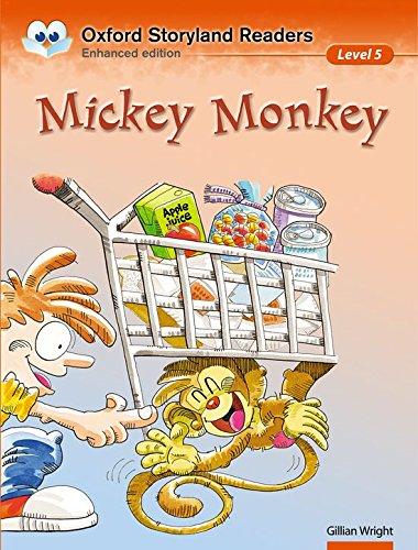 9780195969610: Oxford Storyland Readers level 5: Mickey Monkey
