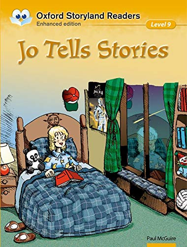 9780195969801: Oxford Storyland Readers Level 9: Jo Tells Stories