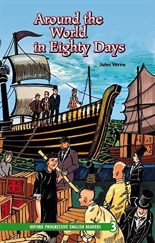 9780195971439: Oxford Progressive English Readers: Grade 3: Around the World in Eighty Days