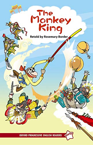 9780195971460: Oxford Progressive English Readers. Starter: the monkey king: Starter level