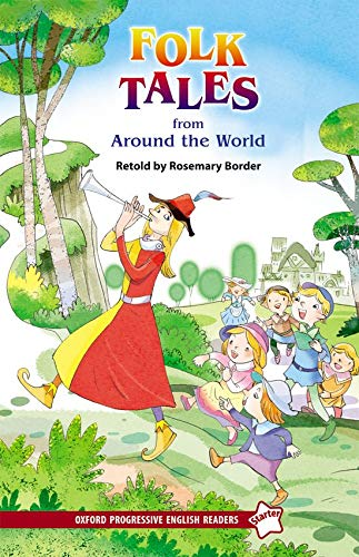 9780195971477: New Oxford Progressive English Readers Starter: Folk tales around world: Starter level