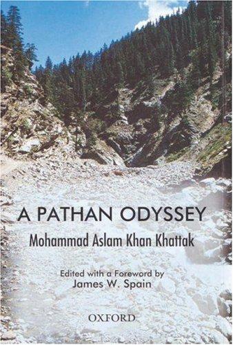 9780195977189: A Pathan Odyssey