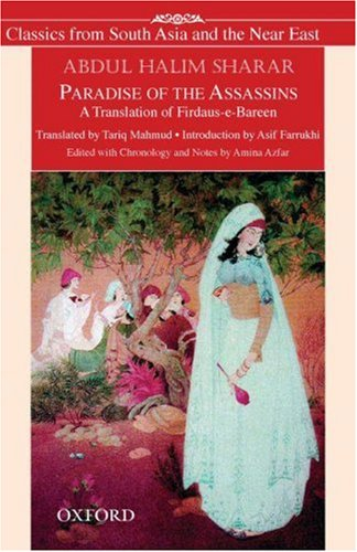 9780195977318: Paradise of the Assassins (Classics from South Asia and the Near East)