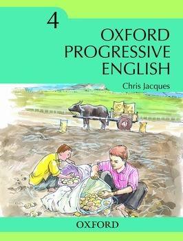 9780195978681: Oxford Progressive English Book 4