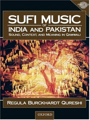 9780195979107: Sufi Music of India and Pakistan: Sound, Context, and Meaning