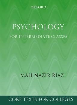 9780195979138: Psychology for Intermediate Classes