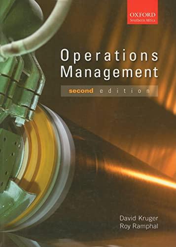 9780195984774: Operations Management