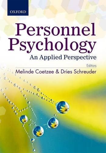 9780195988383: Personnel Psychology: An Applied Perspective