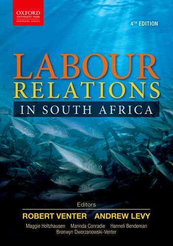 Labour Relations in South Africa: Levy, Andrew (Editor)