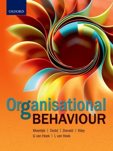 9780195995053: Organisational Behaviour