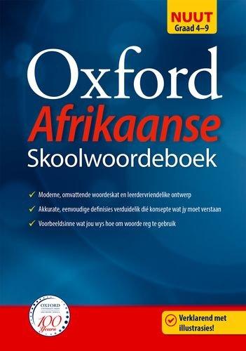 Oxford skoolwoordeboek vir Afrikaans (Paperback): Oupsa