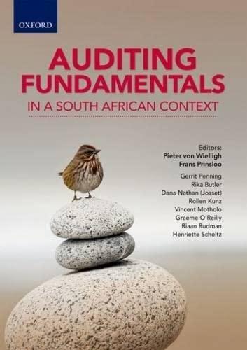 9780195998214: Auditing & Assurance: Principles & Practice