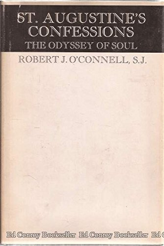 9780196265520: St. Augustine's Confessions: The Odyssey of the Soul