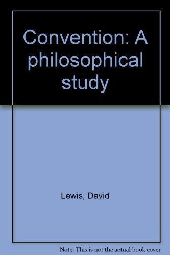 9780196265995: Convention: A Philosophical Study