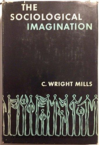 9780196313092: Sociological Imagination