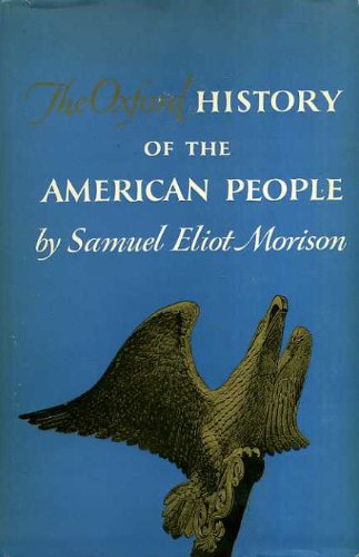 9780196317441: The Oxford History of The American People