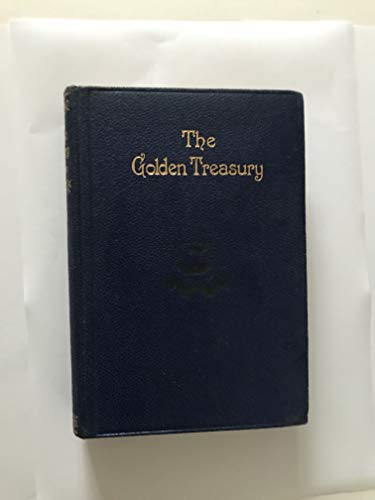 9780196351049: the golden treasury of the best songs and lyrical poems in the English language