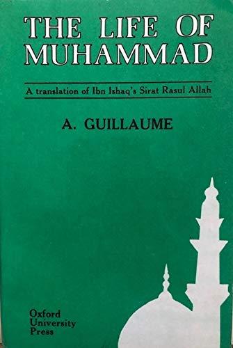 9780196360348: Life of Muhammad : A Translation of Ibn Ishaq's Sirat Rasul Allah