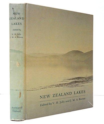 NEW ZEALAND LAKES.: Jolly, V. H.